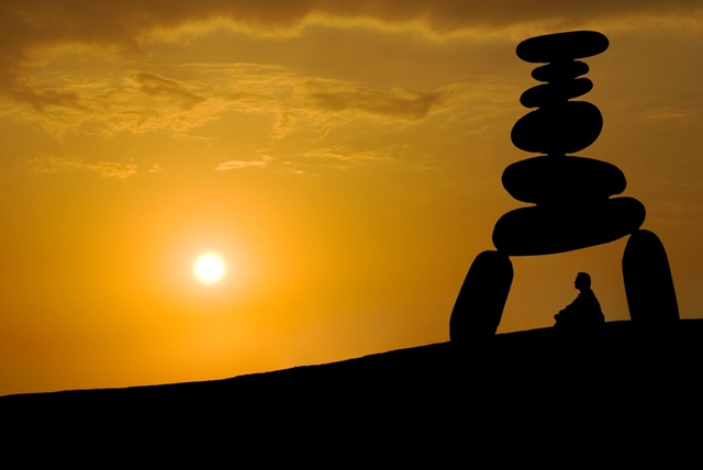 آرامشی نو , چرا باید مدیتیشن کنیم